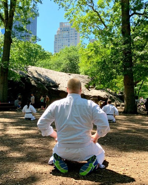 central park training